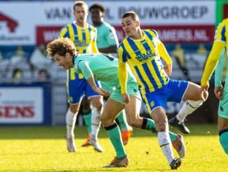 """Sebbe Augustijns uit Kalmthout krijgt speelminuten in Eredivisie bij RKC Waalwijk: """"Dit smaakt naar meer"""""""