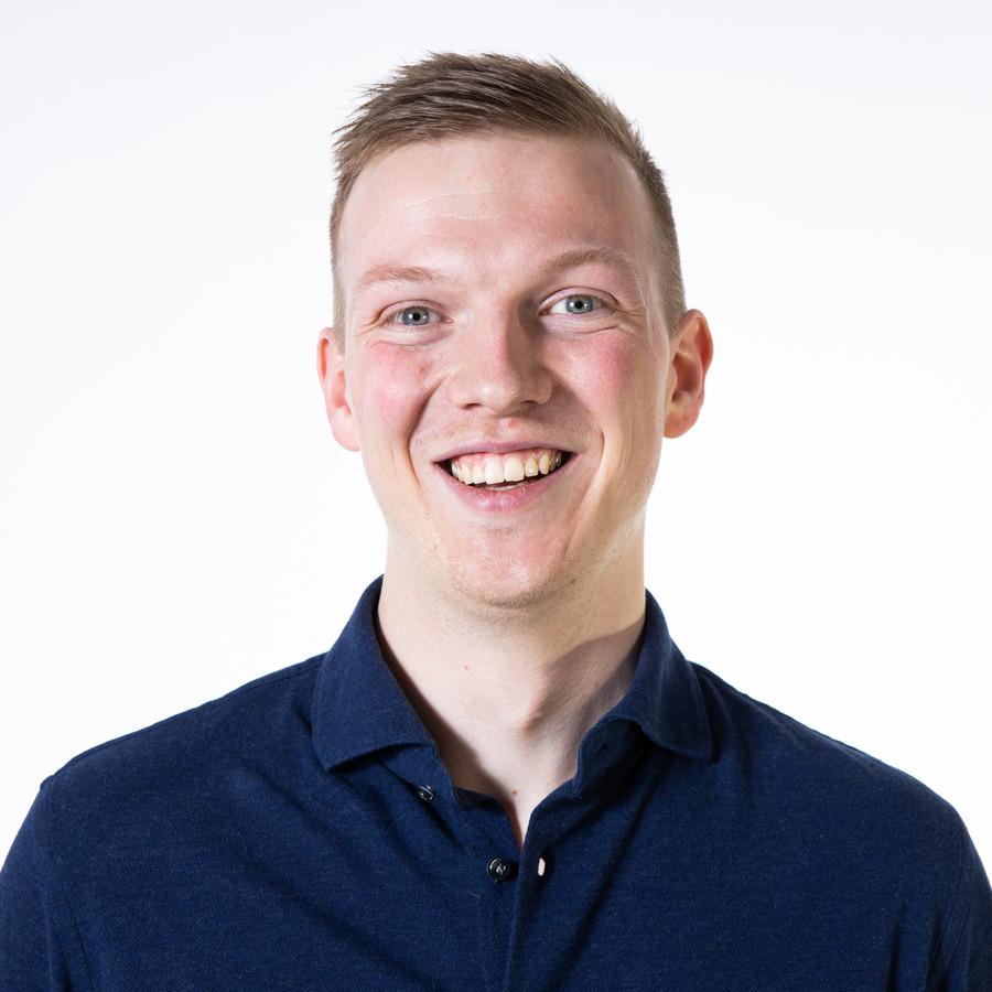 Tim Simons is door VVD Drimmelen wederom gekozen tot lijsttrekker voor de gemeenteraadsverkiezingen.
