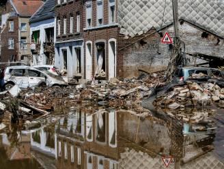Deinze houdt minuut stilte voor slachtoffers waterramp