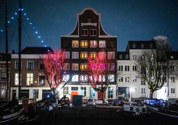 Dwaalspoor in Dordrecht.