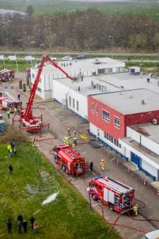 Flinke schade na grote brand bij SMG Groep in Hasselt: 'Klanten moeten even wachten op hun producten'