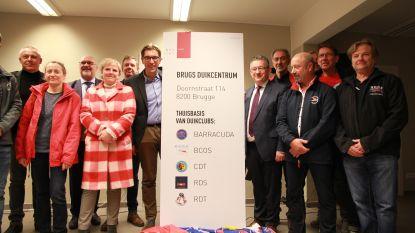 Brugge heeft een nieuw duikcentrum