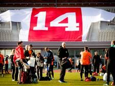 Cruijff Arena laat nog even op zich wachten