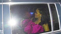 Rihanna geeft luxueus verjaardagsfeest