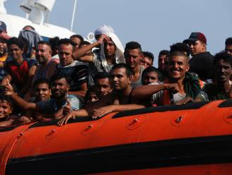 Italië roept opnieuw op om migranten binnen de EU te herverdelen