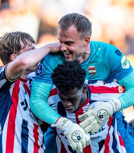 Willem II-held Wellenreuther blijft koel in de spotlights: 'Het heeft geen zin om stoer te doen'