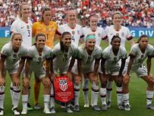 Voetbalsters VS in beroep tegen afwijzing gelijke betaling