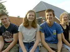 Tieners uit Espelo spelen hoofdrol in documentaire Brommers kiek'n