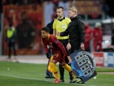 Bekijk hier hoe Roma de heenwedstrijd won van Porto