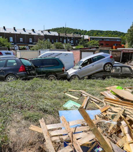 Un homme aidant les sinistrés à Liège se fait voler du matériel dans sa camionnette