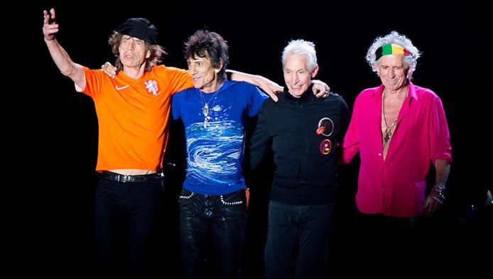 De Rolling Stones bedanken Pinkpop na het memorabele concert