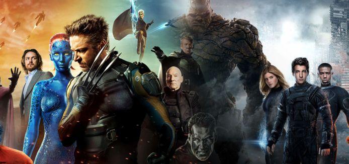 'The X-Men' en 'Fantastic Four' opgenomen in MCU.