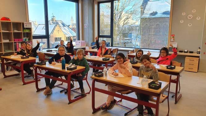 GO!-scholen Poperinge verhuizen naar nieuwbouw langs het Rekhof