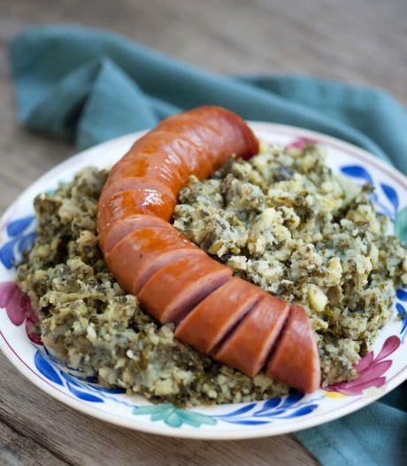 Stampend het nieuwe jaar in: we troosten onszelf massaal met oer-Hollands eten