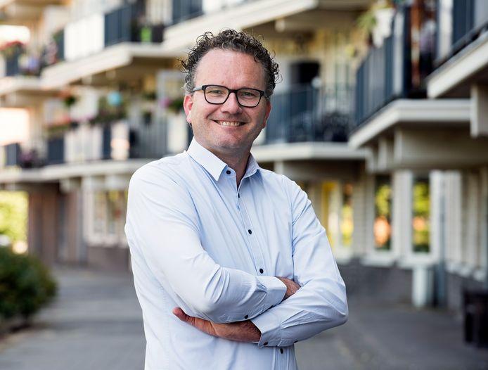 Reijnder Jan Spits van Portaal over de bouw van appartementen in gemeente Stichtse Vecht.