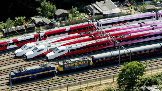 Nederlandse spoorwegen mogen porno op trein niet blokkeren