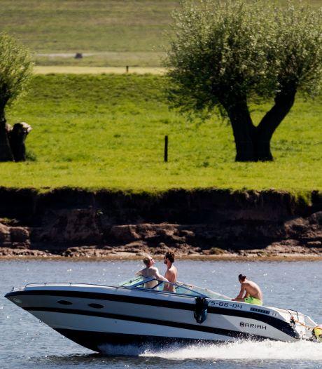 Waterschap waarschuwt voor extra controles op roekeloos varen in de regio