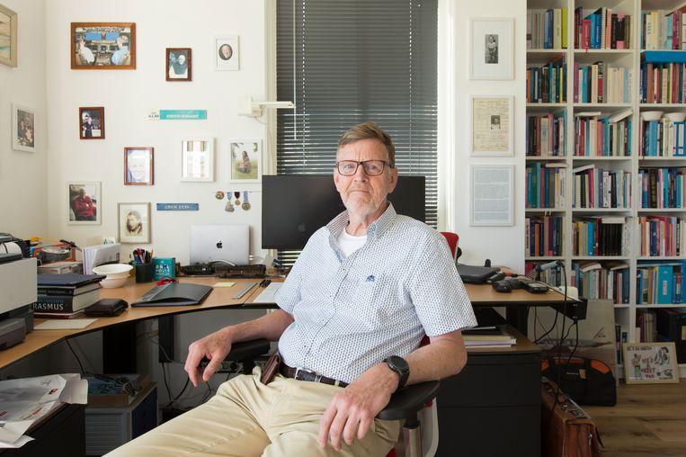Peter Verschoor.  Beeld Jörgen Caris