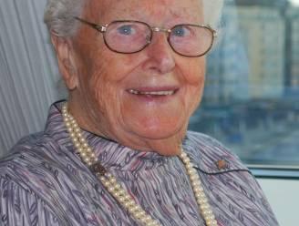 Noëlla Stevelinck (96) overleden