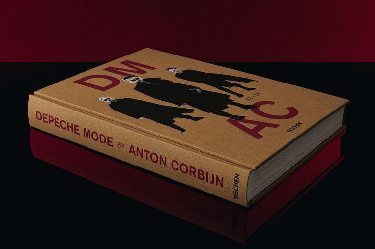 De luxe editie van Depeche Mode by Anton Corbijn. Beeld