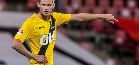 Jong NAC versterkt zich met FC Dordrecht-aanvaller Tavares, Heuvelman trekt naar amateurs