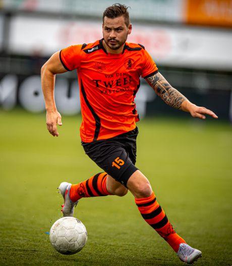 Rob Diderik van Sparta Nijkerk beëindigt zijn carrière: 'Het leven is meer dan voetbal alleen'