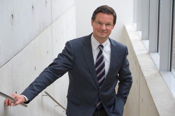 Burgemeester Bas van den Tillaar van Vlissingen.