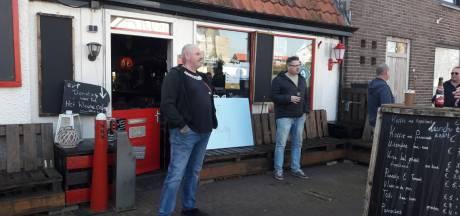 Zeeuws-Vlaamse terrassen toch niet open, wel actie: 'Ik hoop op een stampvol plein'