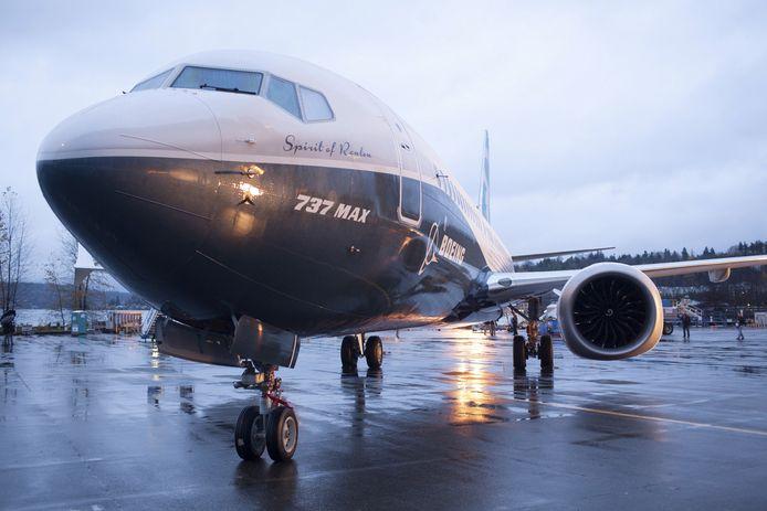 Een Boeing 737 MAX