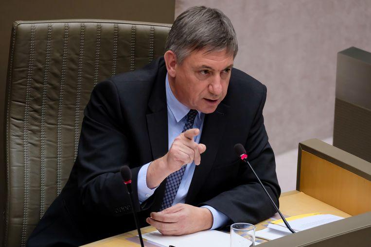 Vlaams minister-president Jan Jambon (N-VA). Beeld BELGA
