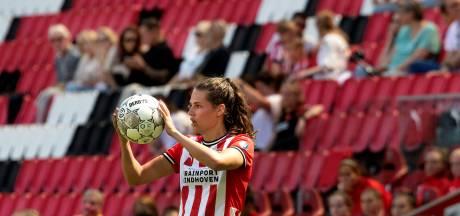 Voetbalsters PSV tweede en weer Europa in: 'We speelden echt met ons hart'