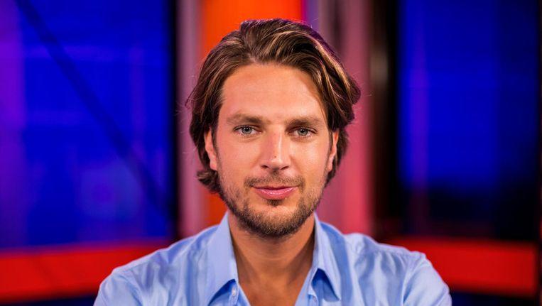 Renze Klamer gold als een belofte bij de EO. 'BNNVara biedt me meer journalistieke mogelijkheden.' Beeld Tom Cornelissen