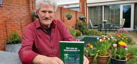 Opa Ben (72) uit Best ging op fietsvakantie met zijn kleinkinderen en zou dat iedereen aanraden