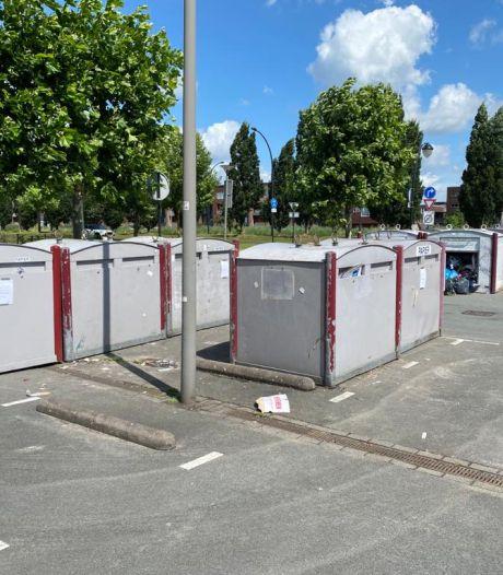 Stinkende 'overlastcontainers' Vathorst worden verwijderd
