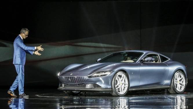 Europa spaart merken als Ferrari en Lamborghini niet bij overgang naar elektrische auto