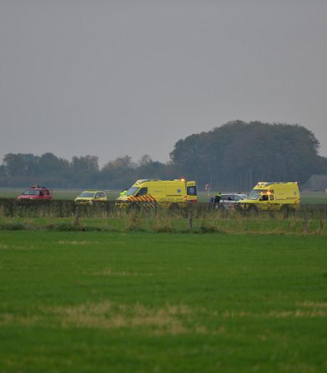 Parachutist stort neer bij vliegveld Teuge