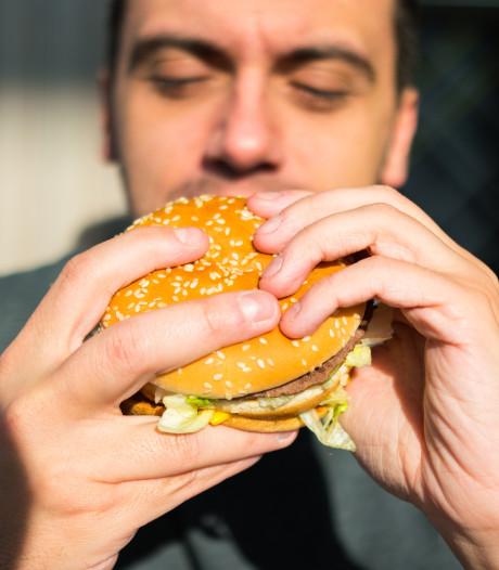 Chronische stress kan leiden tot overgewicht
