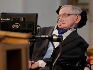 """Stephen Hawking gaat ruimtereis maken: """"Ik zei onmiddellijk ja"""""""