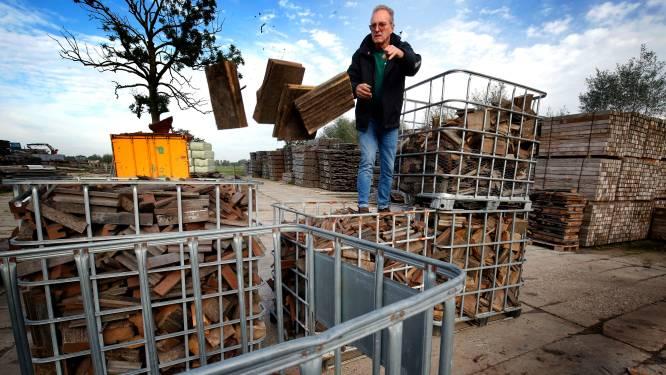 Stijgende energierekening zorgt voor stormloop op hout en isolatiemateriaal: 'Een compleet gekkenhuis'