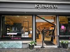 Dag na ramkraak proberen brutale inbrekers het wéér bij parfumerie in Oisterwijk