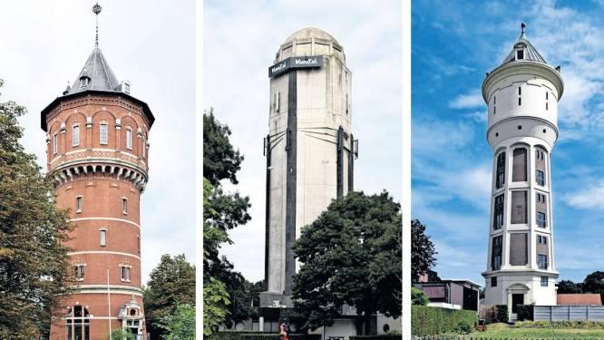 Nieuw bestaan watertorens: van kunsthandel tot unieke woning