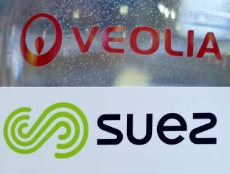 """Suez en Veolia ondertekenen """"definitieve fusieovereenkomst"""""""