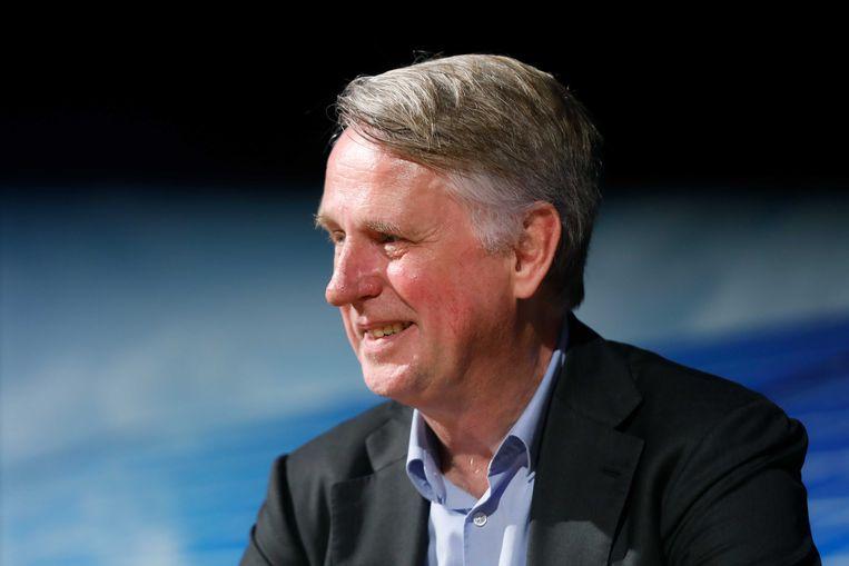 Schiphol-directeur Dick Benschop. Beeld ANP