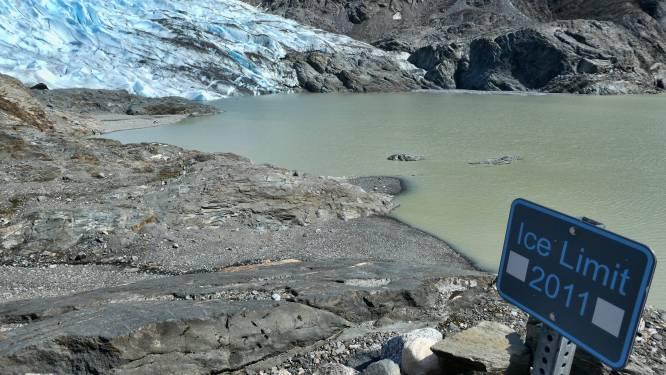 Onderzoek: gletsjers smelten sneller dan vroeger