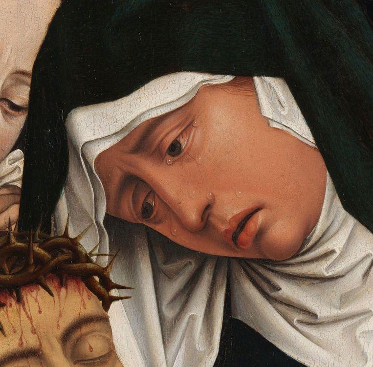 Colijn de Coter, De bewening van Christus, 1510-15, Rijksmuseum Beeld Rijksmuseum
