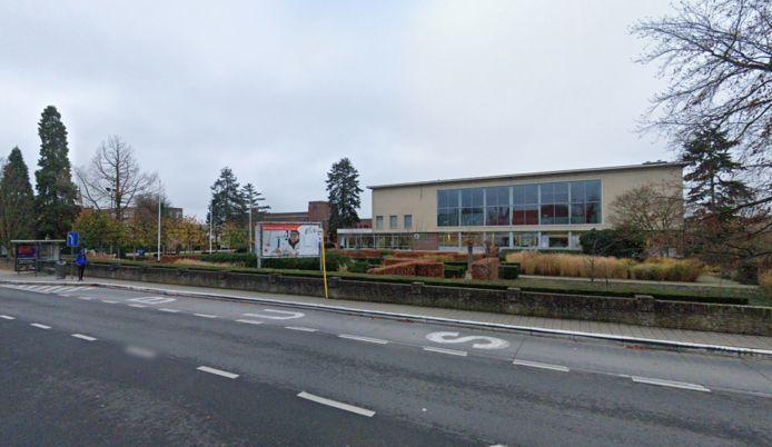 De Provinciale Tuinbouwschool (PTS) in Mechelen.