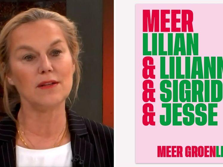 Kaag niet blij met poster GroenLinks: 'Was leuk geweest als ze me wat gevraagd hadden'