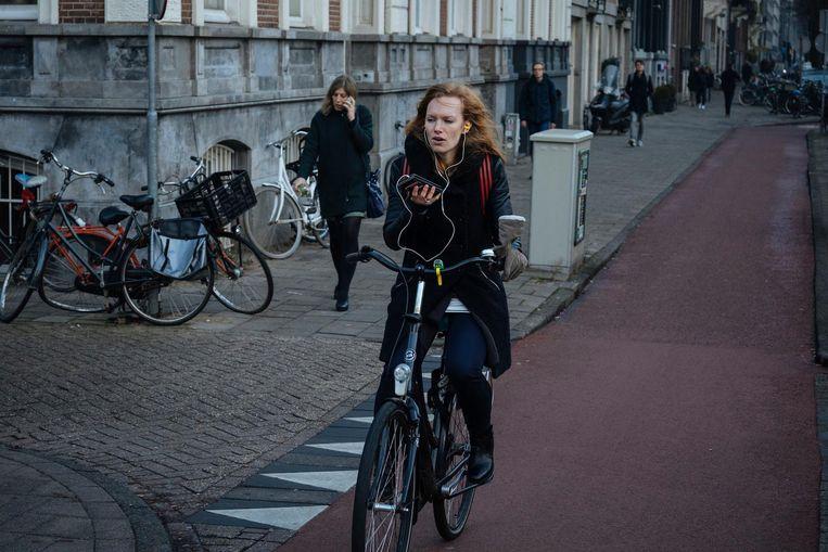 Laura Klaver (26) Beeld Marc Driessen