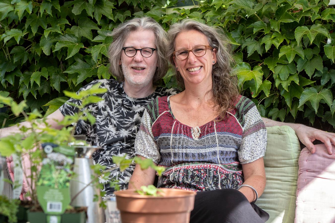 Frank Lemmings en Meta Vrijhoef geloven in hun plan en zoeken meer realistische aanpakkers.
