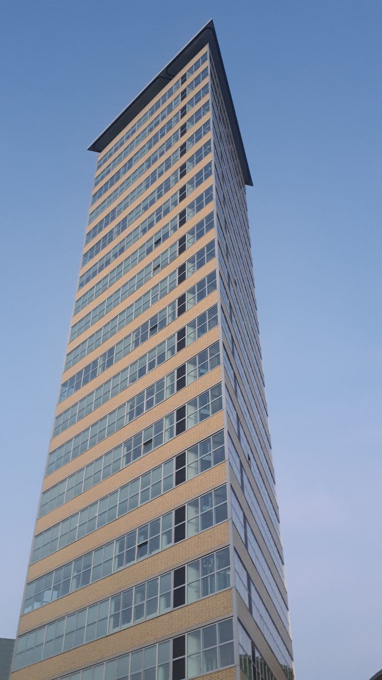 De Toren van Oud in Den Haag. Beeld Bart Dirks